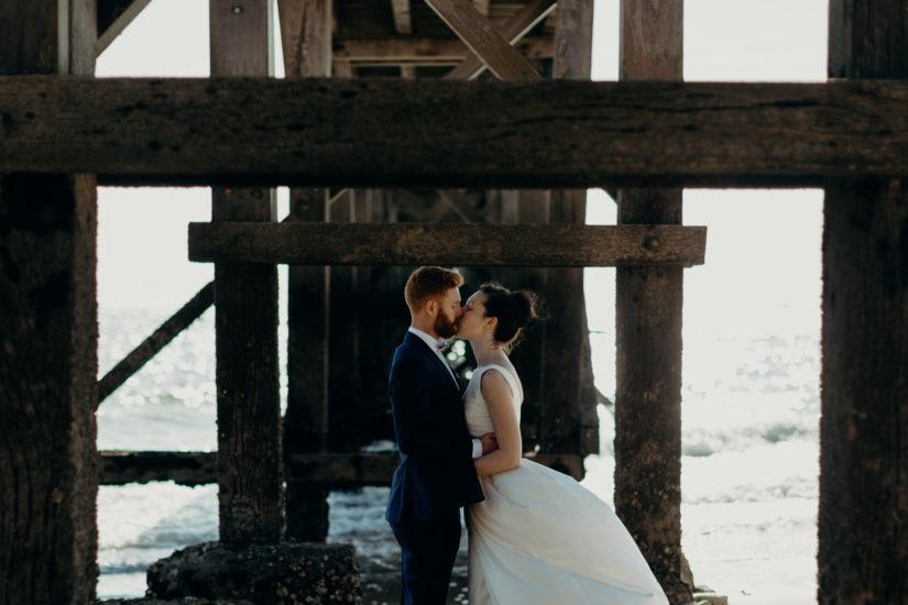 mariage noirmoutier plage vendee intime elopement france