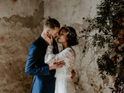 Un mariage Naturel - Poétique - Sauvage